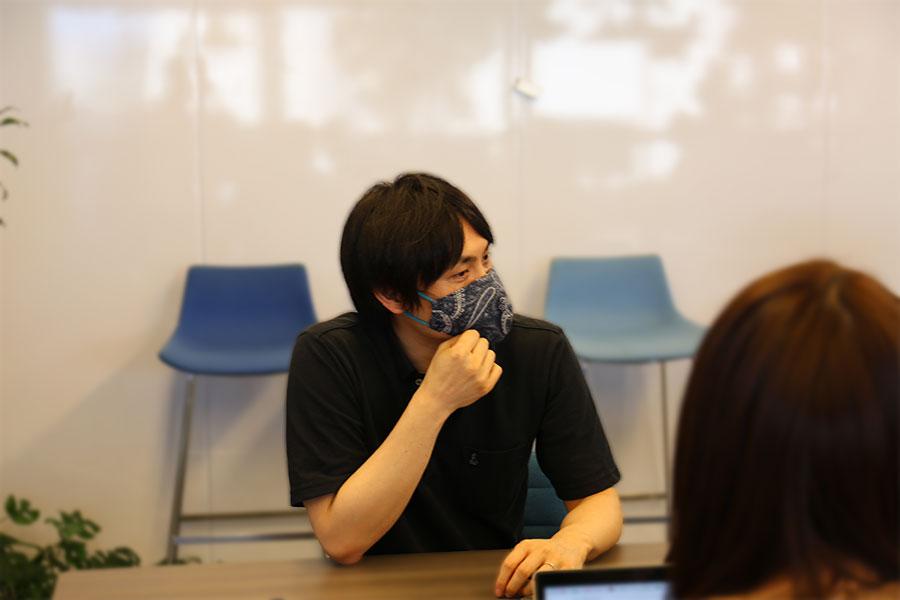 こちらが講師の杉山さん